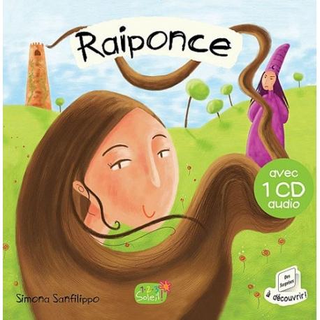 Raiponce + CD audio