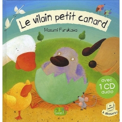 Le vilain petit canard + CD audio