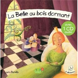 La belle au bois dormant + CD audio