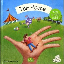 Tom Pouce + CD audio