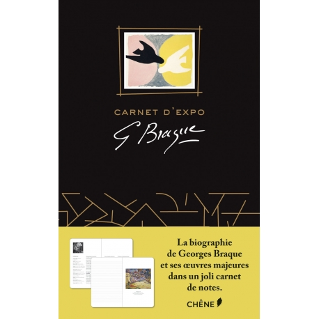 Carnet d'expo Georges Braque