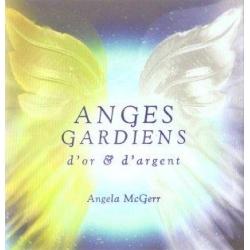 Anges gardiens d'or et d'argent