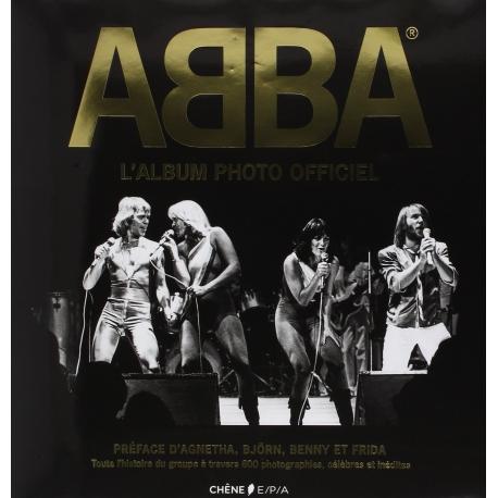 ABBA - L'album photo officiel