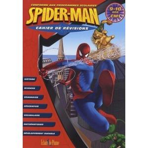 Cahier de révisions Spiderman - 9/10 ans CM1