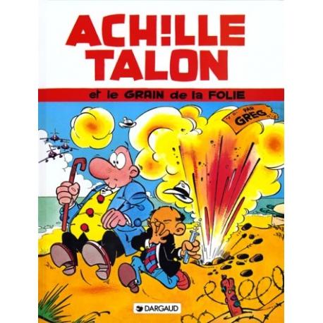 Achille Talon et le grain de folie