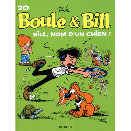 Boule & Bill - Bill, nom d'un chien !