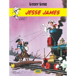 Lucky Luke - Jesse James