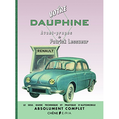 Votre Renault Dauphine