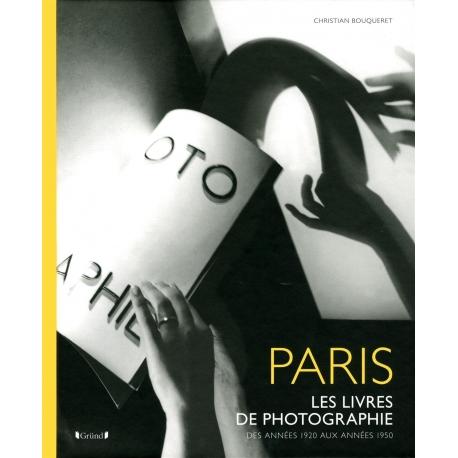 Paris - Les livres de photographie