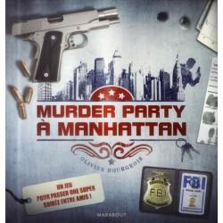 Murder party à Manhattan - Coffret