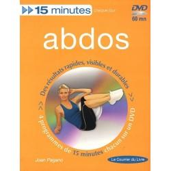 15 minutes chaque jour - Abdos (1 DVD)