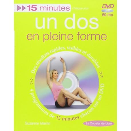 15 minutes chaque jour - Un dos en pleine forme (1 DVD)