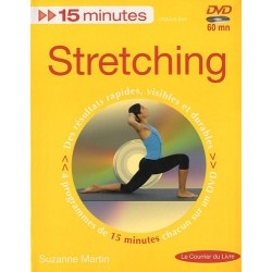15 minutes chaque jour - Stretching (1 DVD)