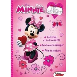 Minnie spécial Saint-Valentin