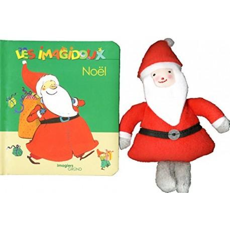 Les imagidoux - Noël - Un imagier + Mon premier Père Noël