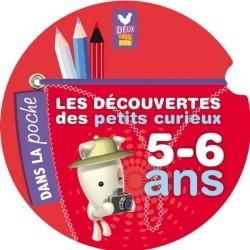 Dans la poche - Les découvertes des petits curieux - 5-6 ans