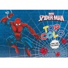 Top colo - Spider-Man avec des stickers