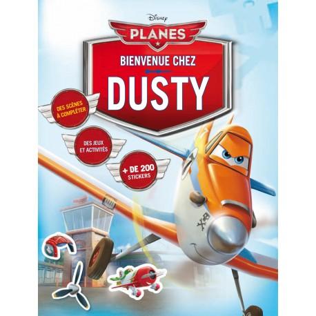Planes - Bienvenue chez Dusty