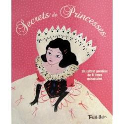 Secrets de Princesses - Un coffret précieux de 8 livres minuscules