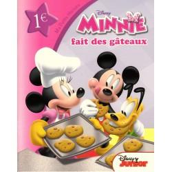 Ma petite histoire - Minnie fait des gâteaux