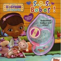 Docteur La Peluche - S.O.S. Bobos ! - Stéthoscope magique avec 4 sons !
