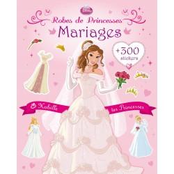 Robes de Princesses - Mariages - Plus de 300 stickers