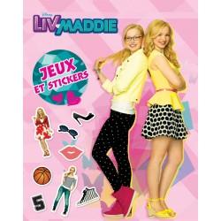 Liv et Maddie - Jeux et stickers