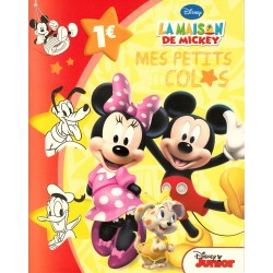 La Maison de Mickey - Mes petits colos