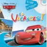 Cars - En vacances ! - Un livre de jeux, 10 histoires audio