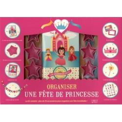 Organiser une fête de princesse - Coffret