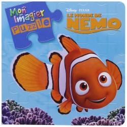 Mon imagier puzzle - Le monde de Némo