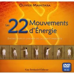 Les 22 Mouvements d'Energie - Entrez sur le chemin de la santé parfaite - CD