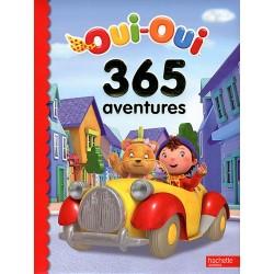 Oui-Oui 365 aventures