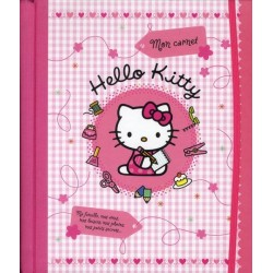 Mon carnet Hello Kitty