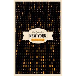 Un brunch à New York - Des villes et des recettes