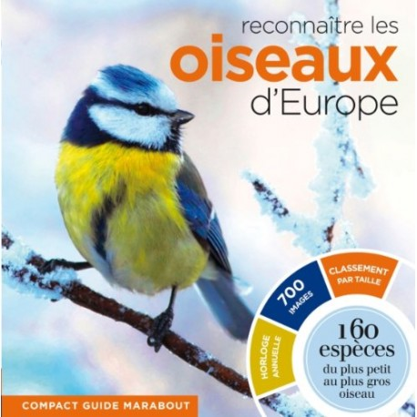 Reconnaître les oiseaux d'Europe