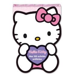 Hello Kitty - Mes 100 activités préférées