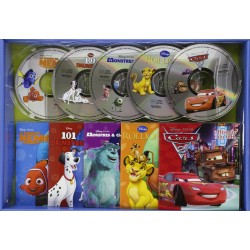 Mon coffret livres CD Disney