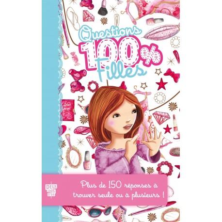 Questions 100% filles - Plus de 150 réponses à trouver seule ou à plusieurs