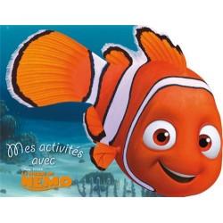 Mes activités avec Le monde de Nemo