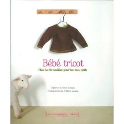 Bébé tricot - Plus de 50 modèles pour les tout-petits