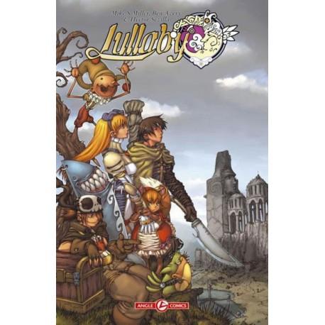 Lullaby - Tome 1 - La quête du savoir