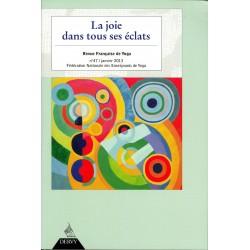 Revue Française de Yoga, N° 47, janvier 2013 - La joie dans tous ses éclats
