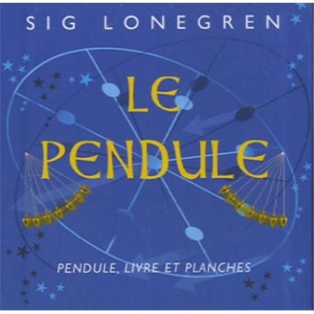 Le pendule - Pendule, livre et planches