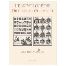 L'encyclopédie Diderot et D'Alembert - Art Héraldique