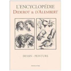 L'encyclopédie Diderot et D'Alembert - Dessin-Peinture