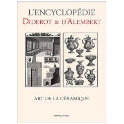 L'encyclopédie Diderot et D'Alembert - Art de la céramique