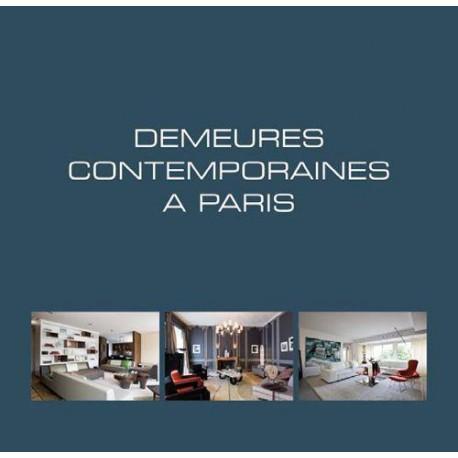 Demeures contemporaines à Paris