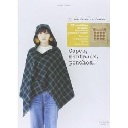 Mes carnets de couture - Capes, manteaux, ponchos… -