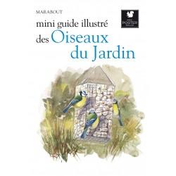 Mini guide illustré des Oiseaux du Jardin
